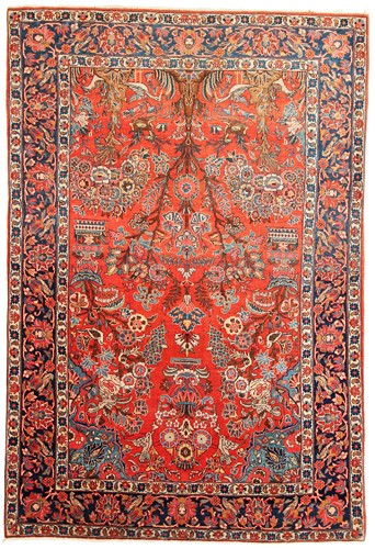 Isfahan Antik 202x136 - 1