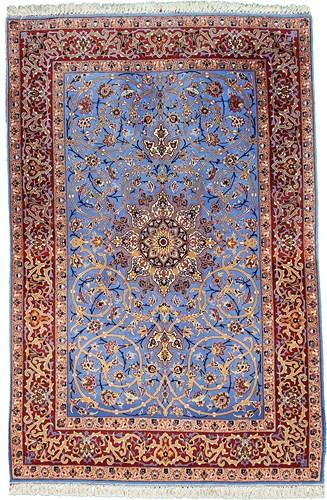 Isfahan Seidenkette 165x105 - 1