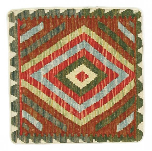 Kelim Kissen kelim kissen afghanischer teppich 50x50 id16809 kaufen sie ihren