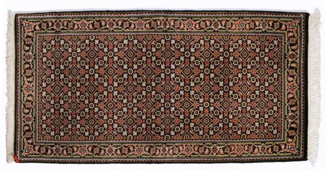 Täbriz Indien Indischer Teppich 135x69 ID14212 | Kaufen Sie Ihren ...
