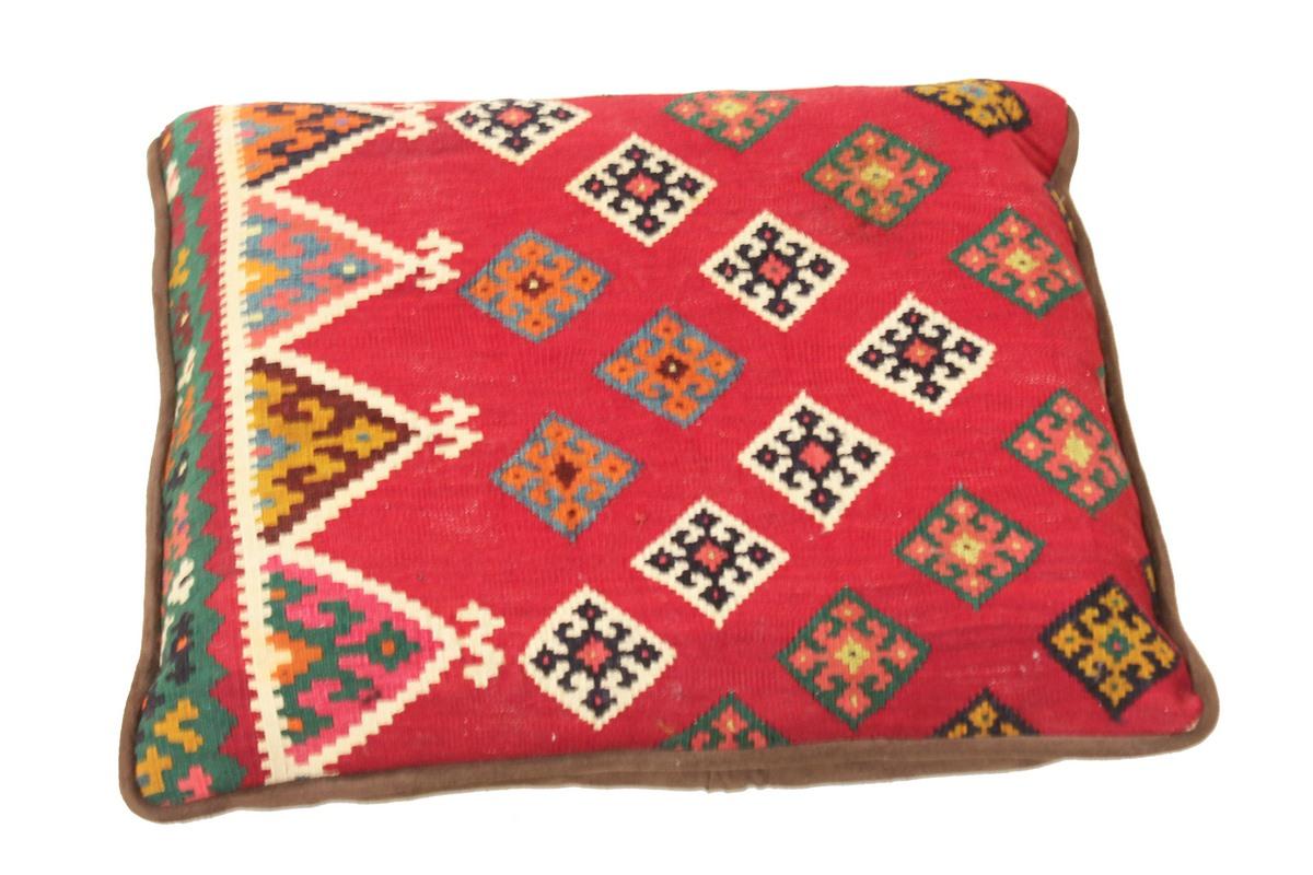 kelim kissen perserteppich 50x50 id14345 kaufen sie ihren orientteppich kelim teppich kissen. Black Bedroom Furniture Sets. Home Design Ideas
