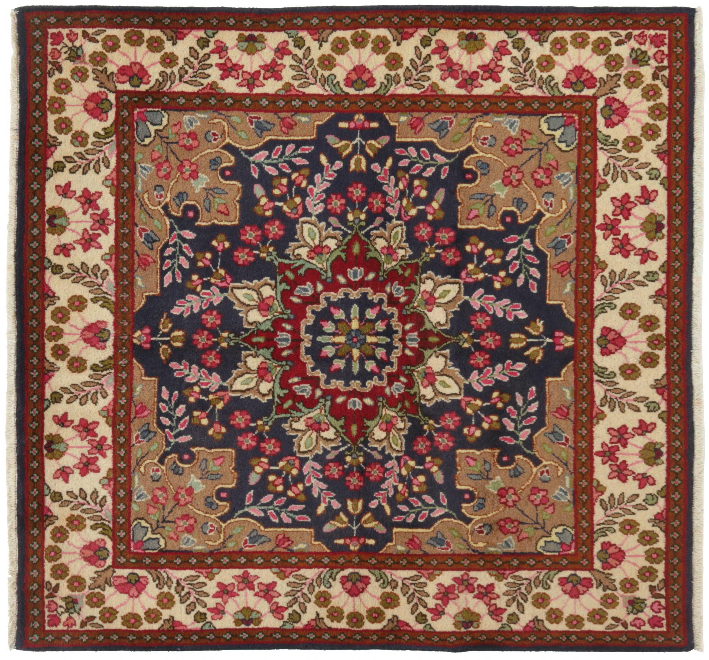 kerman tapis 152x150 id36336 achetez votre tapis orientaux kerman 150x150 naintrading. Black Bedroom Furniture Sets. Home Design Ideas