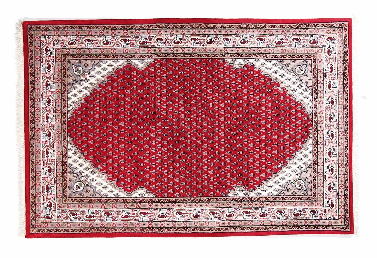 indo sarough mir gopala indischer teppich 181x122 id11347 kaufen sie ihren orientteppich i. Black Bedroom Furniture Sets. Home Design Ideas