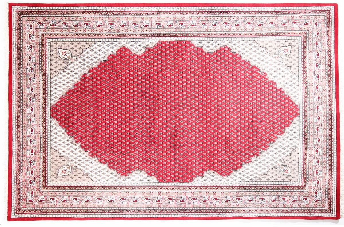indo sarough mir gopala indischer teppich 299x197 id11516 kaufen sie ihren orientteppich i. Black Bedroom Furniture Sets. Home Design Ideas