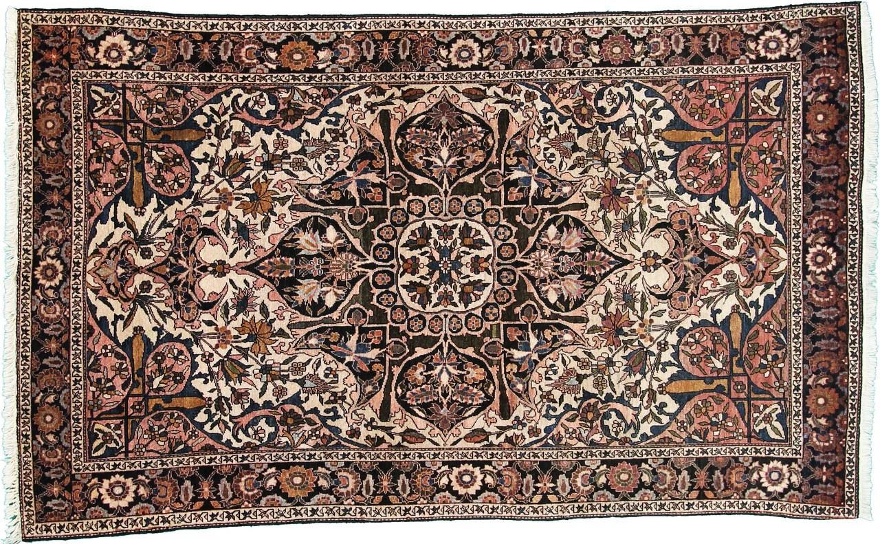 Fußboden Teppich Xl ~ Farahan antik perserteppich 201x128 id1417 kaufen sie ihren