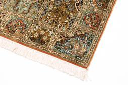 Kashmir pure silk 128x79 - 3