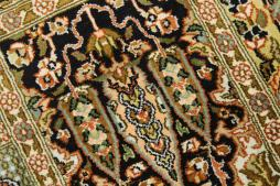 Kashmir pure silk 128x79 - 8