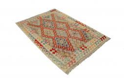 Kelim Afghan 182x121 - 6